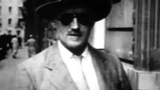 James Joyce in Paris 1920s