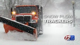 Snow Plow Trackers