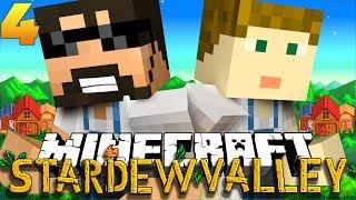 Minecraft: STARDEW VALLEY | CANDICE IS A CHEATER!! #4