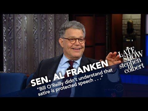 Senator Al Franken Witnessed McCain s Dramatic No Vote