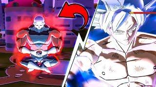 Goku (Ultra Instinto) VS Jiren - Nuevo DLC 6 - Dragon Ball Xenoverse 2
