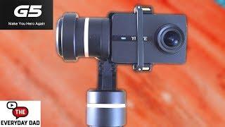 The Best Budget Action Camera Gimbal?  The Feiyu Tech G5 Gimbal!