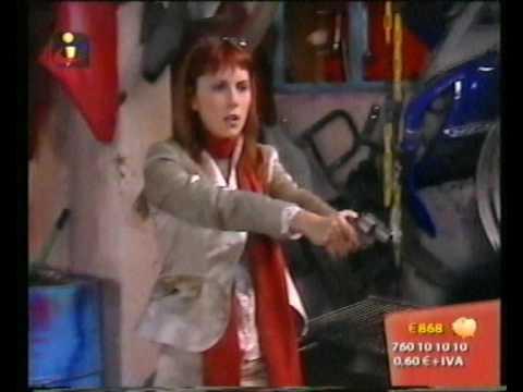 Morangos com Açucar II Excerto Ana Luisa leva um tiro