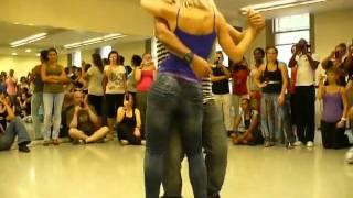 Perfect ass or good dancer