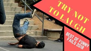 Try Not To Laugh Watching Funny Fail Compilation 2018  Best Funny Fails Videos   Life Awesome