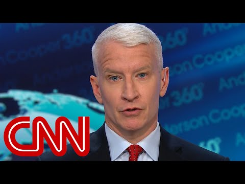 Anderson Cooper shuts down Donald Trump Jr. s lie