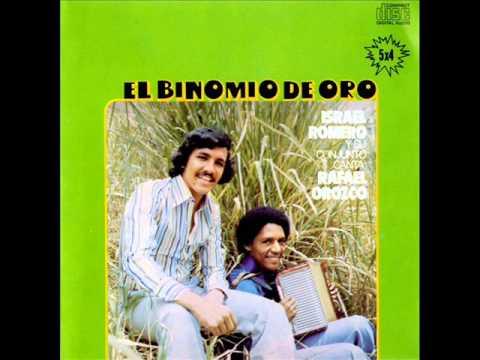 RAFAEL OROZCO ISRAEL ROMERO ALBUM EL BINOMIO DE ORO 1976