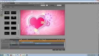Pinnacle Studio 15 Tutorial- How to Make a Wedding Video Intro (3)