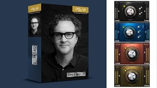 Introducing the Greg Wells Signature Series Plugin Collection