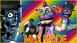 BALLORA HAS SWAG MLG FNAF SISTER LOCATION