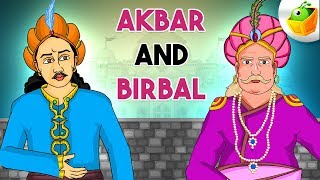 Akbar and Birbal Full Collection | Short Stories | Animated English Stories