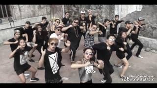 Fetty Dance Craze - Fetty Wap Nobody's Better (IconxFamily)