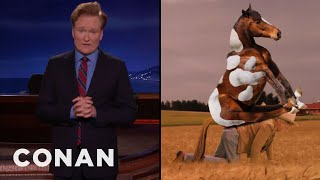 Conan Reveals How Roy Moore Is Coping With His Loss  - CONAN on TBS