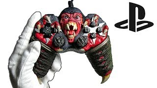 NINJA CONTROLLER! Unboxing Playstation Collector's Edition Freak PS2 Game Pad Fortnite Battle Royale