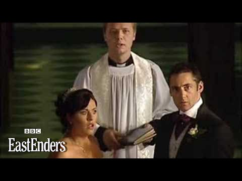 Xxx Mp4 Romantic Alfie Tries To Stop Kat And Andy S Wedding EastEnders BBC 3gp Sex