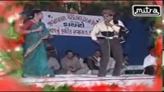 Sol Varas Ni Sundri | Poular Gujarati Lok Geet | Maniraj Barot & Sonal Nayak