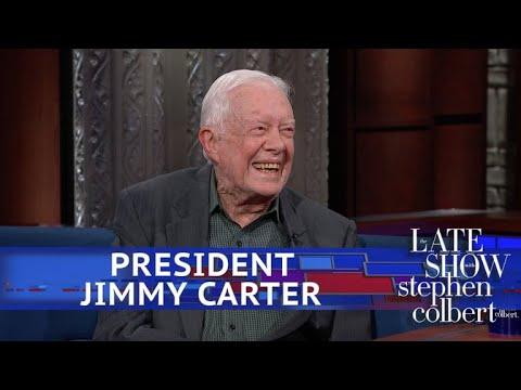 President Jimmy Carter Is Still Praying For Donald Trump