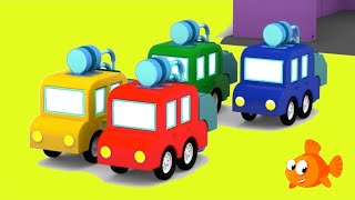 Cartoon Cars - The TRUCK MAKERS! - Videos for Kids. Cartoons for Children - Kids Cars Cartoons