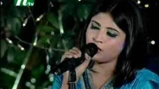Badhon 4thround closeup1 2006 song bangla