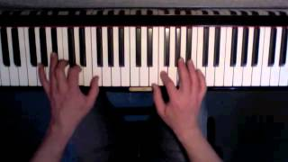 Möge die Straße uns zusammenführen - easy piano cover