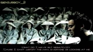 Linkin Park - Somewhere I belong - Lyrics