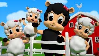 Baa Baa Black Sheep   Farmees   3d Rhymes   Nursery Rhymes   Baby Songs   Kids Videos