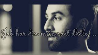 Heart Touching Dialogue Ae Dil Hai Mushkil|WhatsApp Lyrics Status Share With someone special 💑