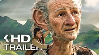 THE BFG Trailer 2 (2016)
