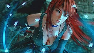 Dead Or Alive 5 Last Round Full Movie All Cutscenes