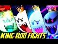 Evolution of King Boo Battles (2001-2016)