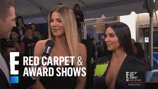 Kim & Khloe Kardashian Reflect on 10 Years of