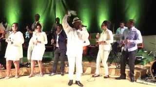 Afro Gospel Concert by JOJO Mwangaza