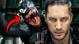 Tom Hardy El Nuevo Venom -Vengadores la Guerra del infinito - Noticias marvel