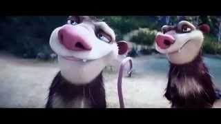 We're very, very stupid (Ice Age 4)