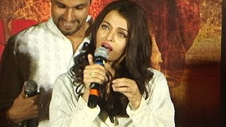 Aishwarya Rai Bachchan gets OFFENDED by reporter's question | WATCH VIDEO