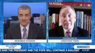 Malzberg   Jonathan Tobin discusses Bowe Bergdahl, Iran, and Ted Cruz