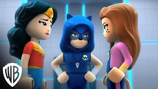 LEGO® DC SUPER  HERO GIRLS: SUPER-VILLAIN HIGH Trailer