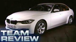 BMW 3 Series 320d (Team Review) - Fifth Gear