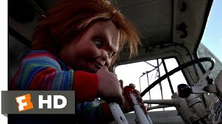 Child's Play 3 (3/10) Movie CLIP - Taking Out the Trash (1991) HD