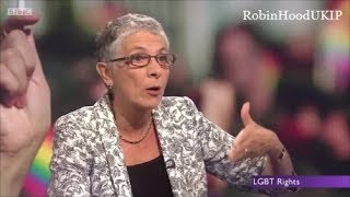 Melanie Phillips destroys the transgender madness