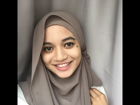 4 Styles Of Shawl Tutorial By Aifa Haziqah Playithub Largest