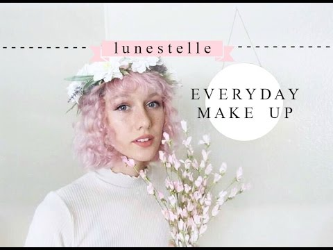 Everyday Make Up -- Spring Pixie Edition (Cruelty Free, Faux Freckles, Blush-y Tones) 🌷