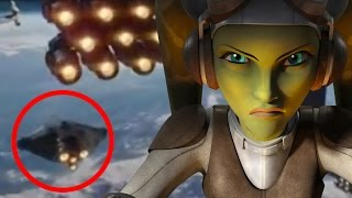 Star Wars Rebels Connection to Rogue One Confirmed?