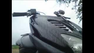 Yamaha Aerox/MBK Nitro Tuning story