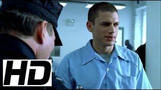 Prison Break Season 1 (2005-2017) - Michael Arrives at Fox River (HD)
