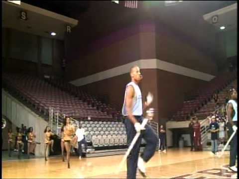 Jackson State Entering BOTB vs TXSU 2010