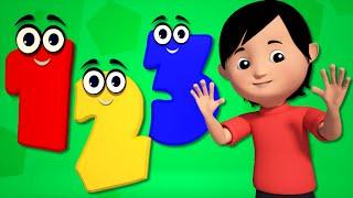 numbers Song | learn Numbers | 123 Songs | nursery rhymes | baby videos