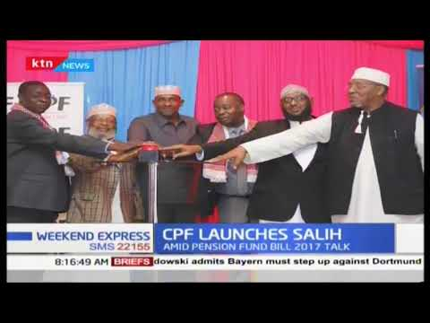 Xxx Mp4 CPF Launches Kenya S Largest Sharia Pension Fund 3gp Sex