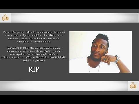 Côte d'Ivoire: L'artiste Abobolais DJ, est décédé