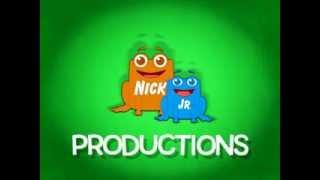 Nick Jr. Productions logo (2004)